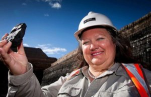 Gina Rinehart Net Worth 2016