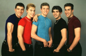 Boy Band NSYNC net worth