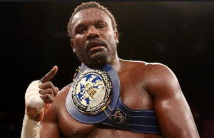 Dereck Chisora Net Worth