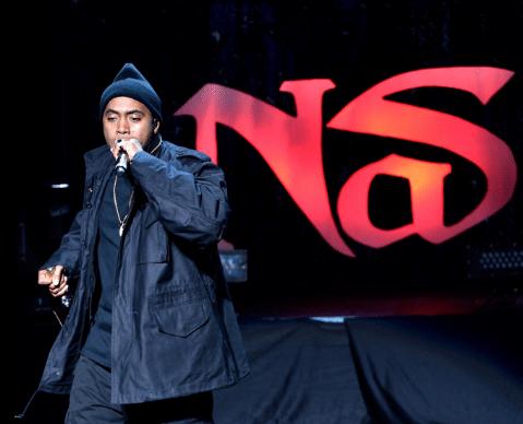 Nas net worth Hip hop artist