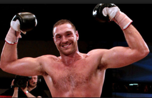 Tyson Fury Net Worth Boxer