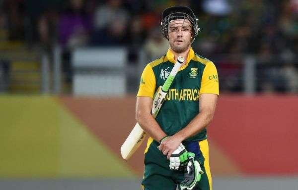 AB de Villiers Net Worth