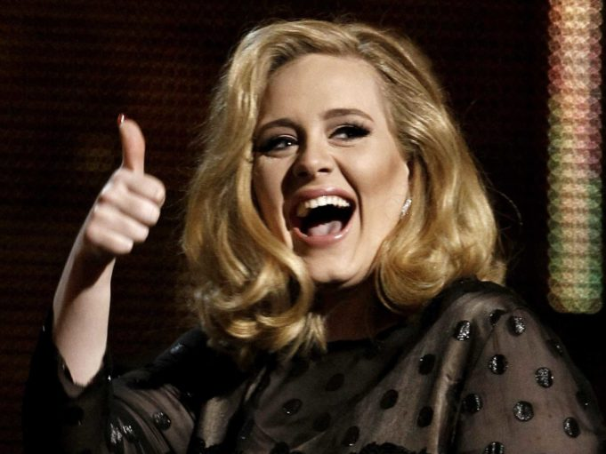 Adele networth