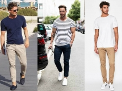 T-shirt Modern Look Tips