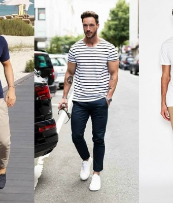 T-shirt Modern Look Tips